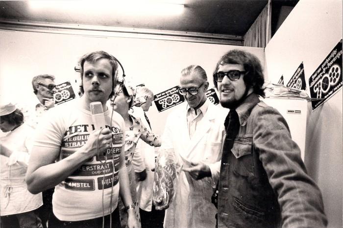 Foto Evert & Nico RAI Asd 700 1975